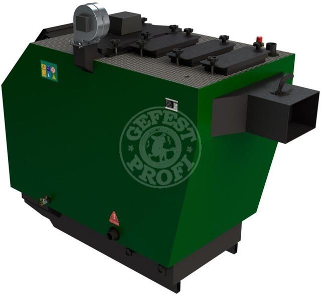 Твердопаливний котел Gefest-Profi S 120 кВт. Фото 2