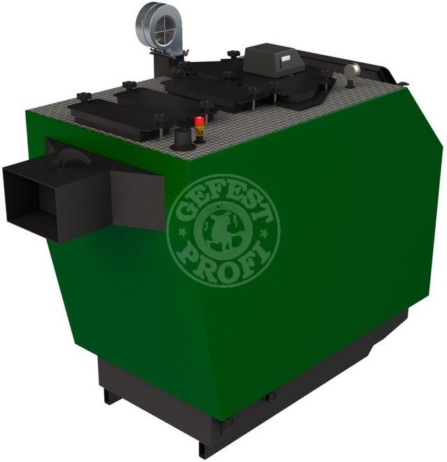 Твердотопливный котел Gefest-Profi S 120 кВт. Фото 3
