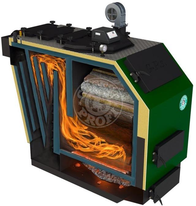 Твердопаливний котел Gefest-Profi S 120 кВт. Фото 4
