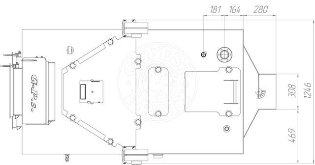 Твердотопливный котел Gefest-Profi S 180 кВт. Фото 3