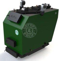 Твердопаливний котел Gefest-Profi S 180 кВт
