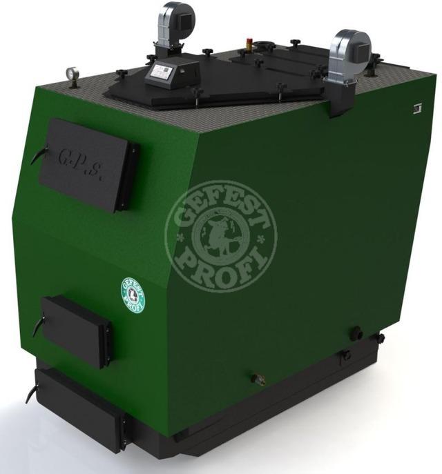 Твердопаливний котел Gefest-Profi S 240 кВт