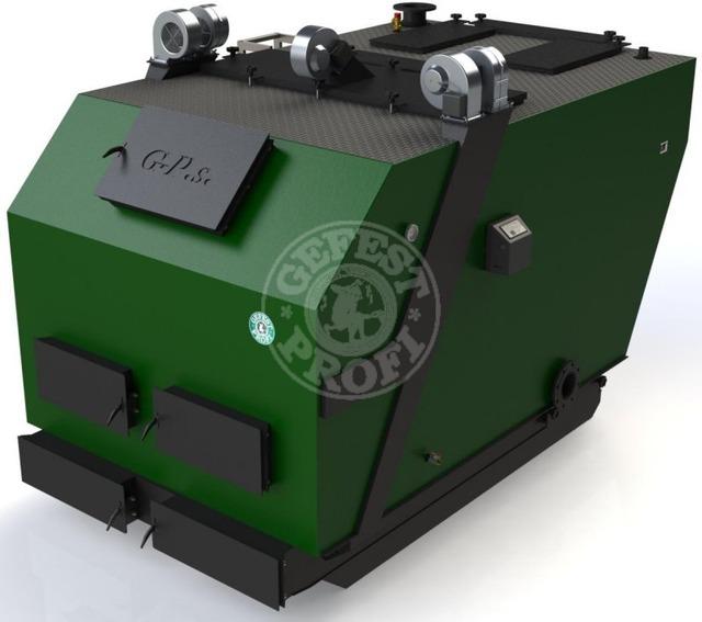 Твердотопливный котел Gefest-Profi S 800 кВт