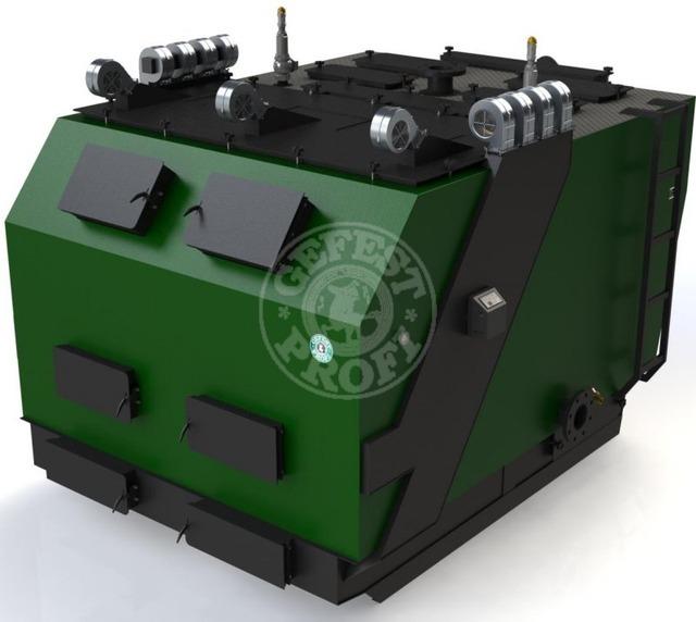 Твердотопливный котел Gefest-Profi S 1150 кВт