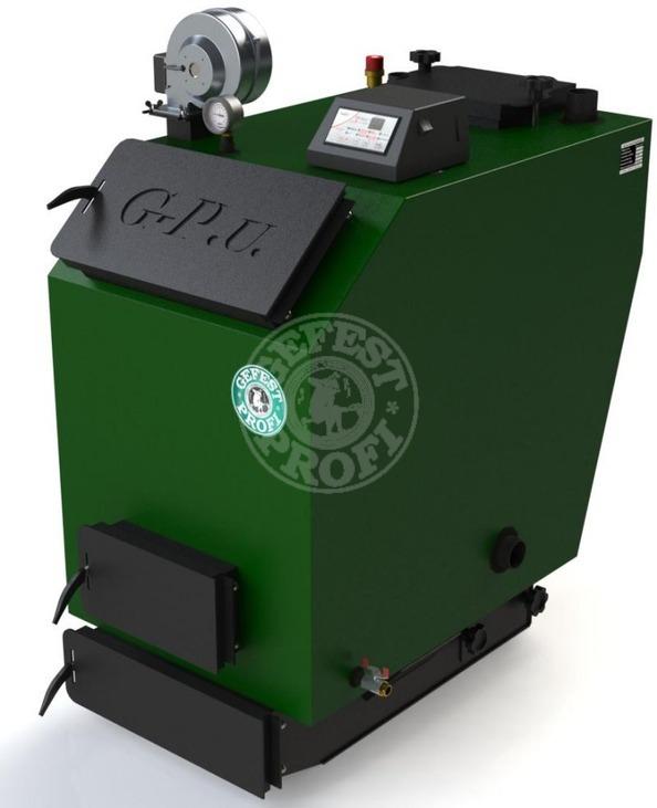 Твердопаливний котел Gefest-Profi U 25 кВт