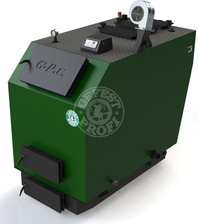 Твердопаливний котел Gefest-Profi U 98 кВт