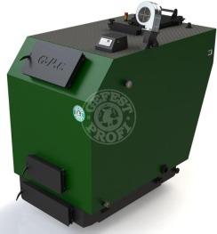 Твердопаливний котел Gefest-Profi U 200 кВт