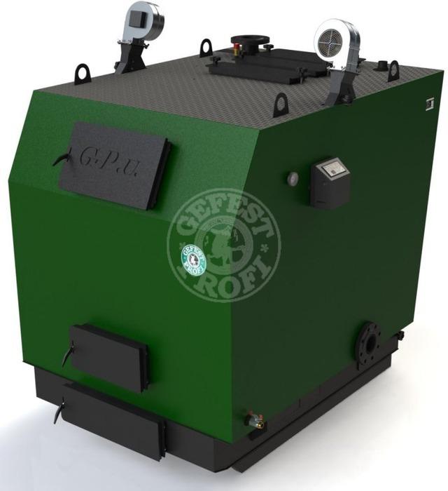 Твердопаливний котел Gefest-Profi U 500 кВт