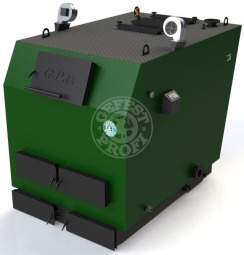 Твердопаливний котел Gefest-Profi U 600 кВт