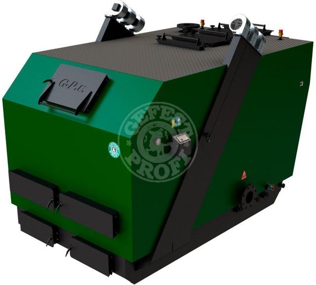 Твердопаливний котел Gefest-Profi U 800 кВт
