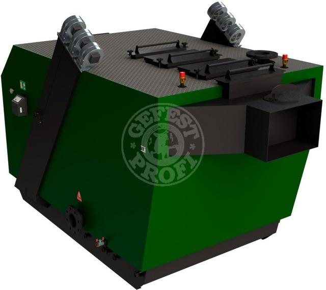 Твердопаливний котел Gefest-Profi U 800 кВт. Фото 3