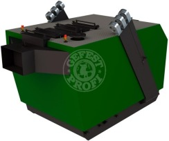 Твердопаливний котел Gefest-Profi U 800 кВт. Фото 2