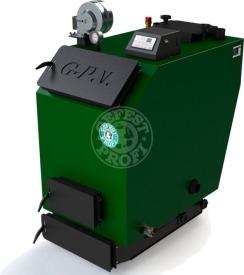Твердопаливний котел Gefest-Profi V 38 кВт