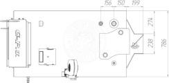 Твердопаливний котел Gefest-Profi V 85 кВт. Фото 3