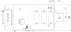 Твердотопливный котел Gefest-Profi V 200 кВт. Фото 2