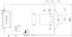 Твердотопливный котел Gefest-Profi V 250 кВт. Фото 2