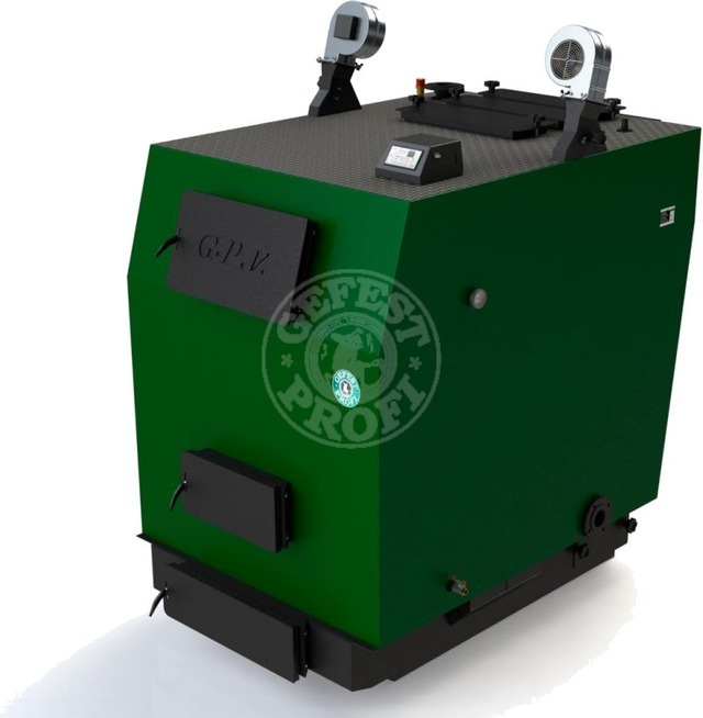 Твердопаливний котел Gefest-Profi V 250 кВт