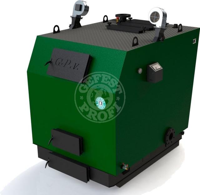 Твердотопливный котел Gefest-Profi V 350 кВт