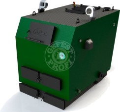 Твердопаливний котел Gefest-Profi V 500 кВт