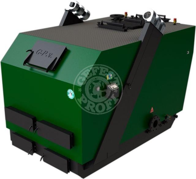 Твердопаливний котел Gefest-Profi V 1250 кВт