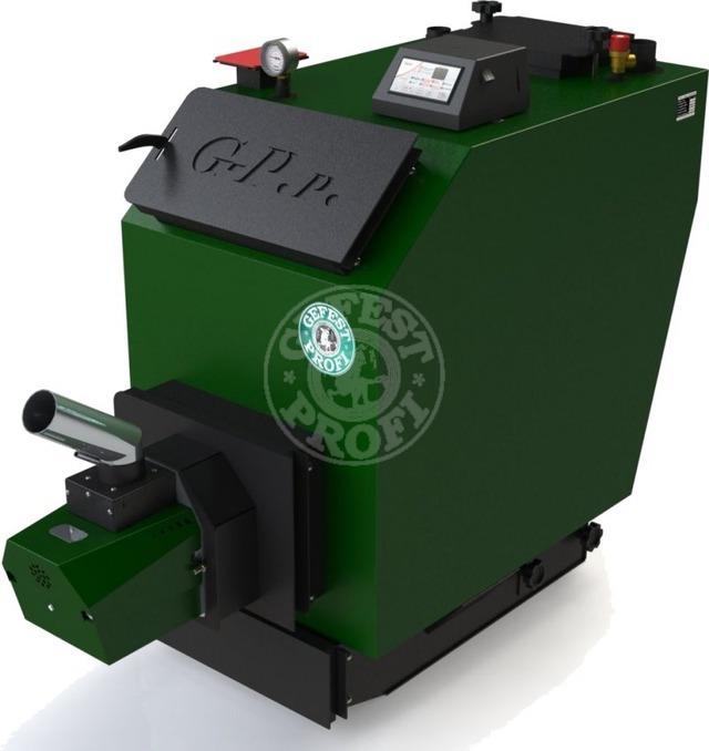 Твердотопливный котел Gefest-Profi P 25 кВт