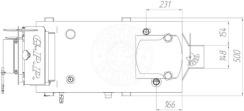 Твердотопливный котел Gefest-Profi P 25 кВт. Фото 2