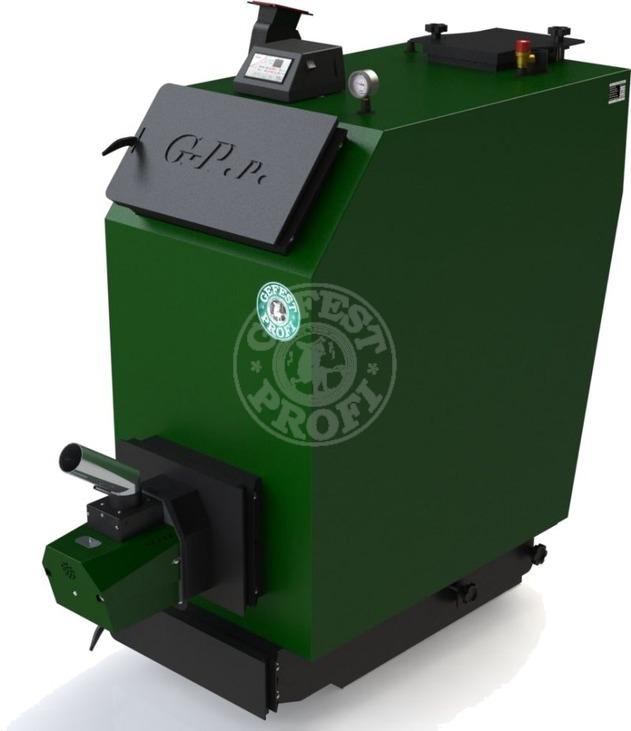 Твердотопливный котел Gefest-Profi P 50 кВт