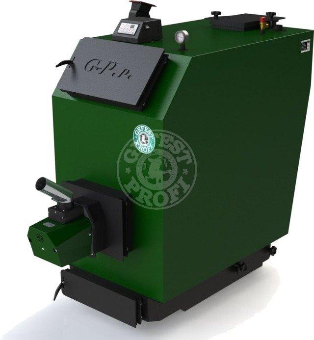 Твердотопливный котел Gefest-Profi P 80 кВт