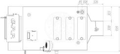 Твердотопливный котел Gefest-Profi P 100 кВт. Фото 2