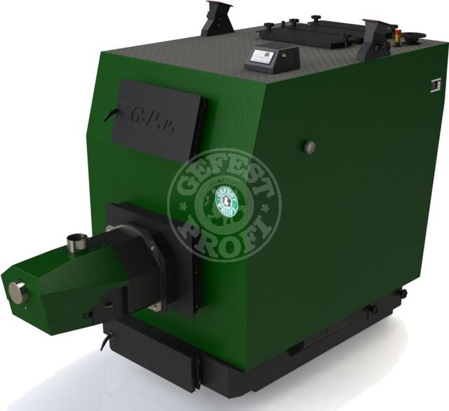 Твердопаливний котел Gefest-Profi P 200 кВт