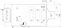 Твердотопливный котел Gefest-Profi P 200 кВт. Фото 3