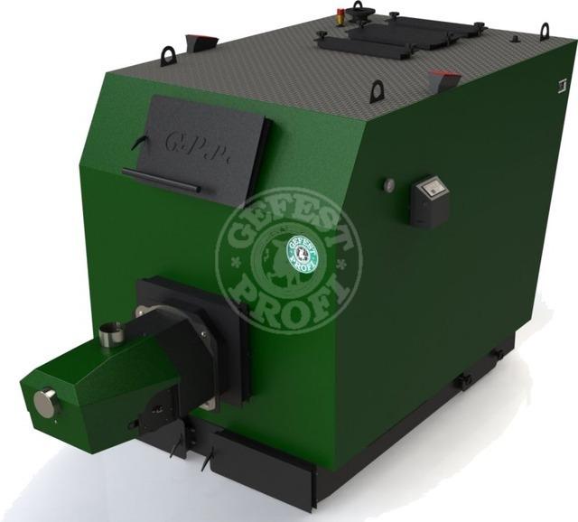 Твердопаливний котел Gefest-Profi P 300 кВт