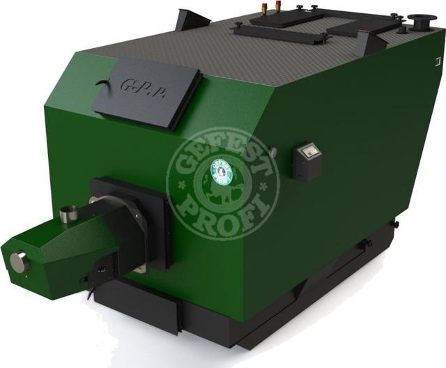 Твердопаливний котел Gefest-Profi P 500 кВт