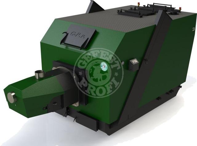 Твердотопливный котел Gefest-Profi P 1000 кВт