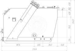 Твердотопливный котел Gefest-Profi P 1000 кВт. Фото 3