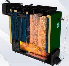 Твердопаливний котел Gefest-Profi Z 32 кВт. Фото 2