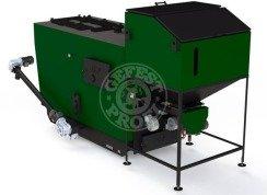 Автоматизований комплекс Gefest-Profi A 120 кВт для всіх видів пелети
