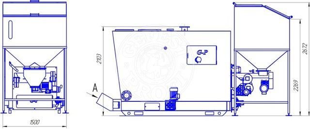Автоматизований комплекс Gefest-Profi A 400 кВт для пелети з малою зольністю. Фото 4