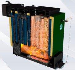 Твердопаливний котел Gefest-Profi Z 48 кВт. Фото 2