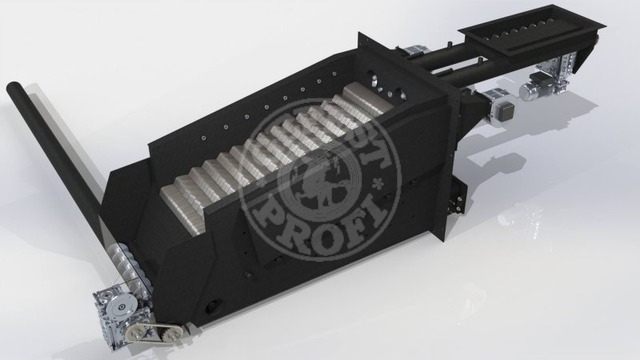 Автоматизований комплекс Gefest-Profi A 800 кВт для пелети з малою зольністю. Фото 3